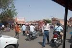 En las calles de Jaipur