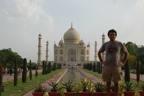 E Taj Mahal